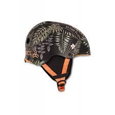 Liquid Force Flash Ce Black Wakeboard Helmet Tropical 2019