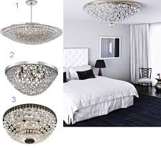 Awesome Attractive Chandelier For Bedroom How To Make Your Bedroom Romantic With  Crystal Chandeliers Home