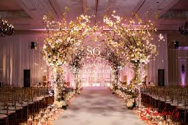 event decor cherry blossom event design florida wedding