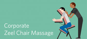 graphic images ilrate the corporate zeel chair massage