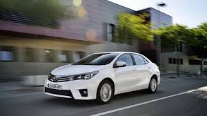 new car launches expected in 20142014 Toyota Corolla Altis launched in India  PakWheels Blog