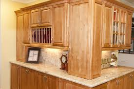 Honey Maple Kitchen Cabinets Kitchen Cabinets Lowes Showroom