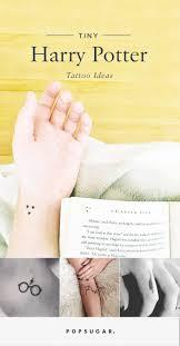 20 tiny magical harry potter tattoo ideas small harry potter tattoosharry potter star tattoohogwarts tattooharry potter symbolstiny tattoosmall book