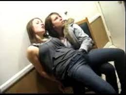 Girl Fingering Her Girlfriend