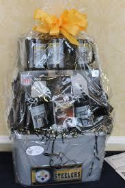 pittsburgh themed gift basket