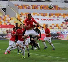 Yeni Malatyaspor: 2 - Gaziantep FK: 2 - Busabah Malatya