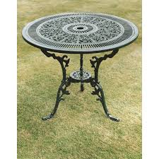 quality cast aluminium garden furniture