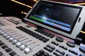 martin also introduced two additions to the popular m series controller family the m1 hd and the m2go hd are portable all in one lighting controllers