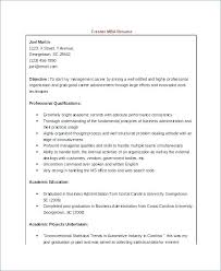 Best Freshers Resume Format Here Are Sample Resume For Freshers ...
