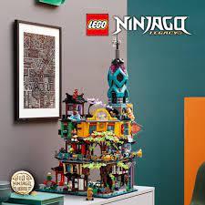 LEGO 71741 Ninjago City Gardens: Offizielle Bilder   PROMOBRICKS - Der LEGO®  News Blog