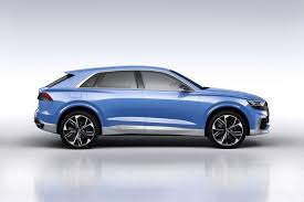 VWVortex.com - Audi Q8 concept revealed in Detroit - A full-size ...