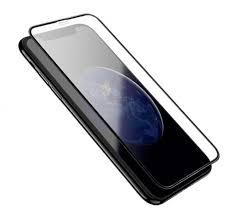 <b>Защитное стекло Hoco для</b> iPhone 11/XR Черное Nano 3D Full ...