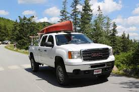 How To Build A Canoe Rack For Pickup Truck Thule 422xt Xsporter ...