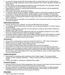 Supervisor Resume Sample Resumes Livecareer Retail Job Description