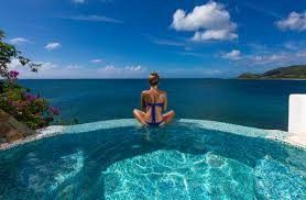 Image result for Curtain Bluff, Antigua