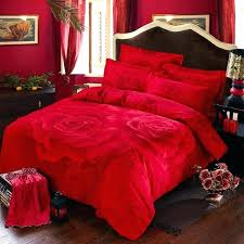 red rose comforter rose bed sets red rose printed romantic bedding sets rose gold comforter sets