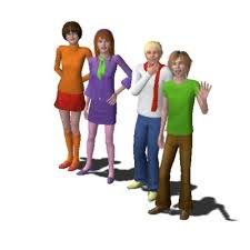 Check out this item from The Sims 3 Exchange! | Sims, Sims 3, Daphne blake