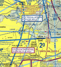 Socal Sectional Chart