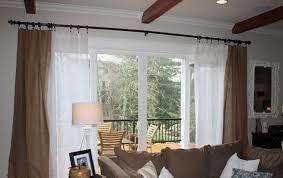 benefits of sliding glass door curtains