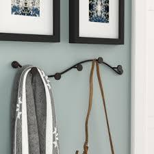 Inroom Designs Coat Hanger And Shoe Rack Modern Coat Racks Umbrella Stands AllModern 68