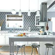 kitchen stencils paint the hourgl allover stencil in gray and white to create a gorgeous kitchen kitchen cabinet stencils for visio