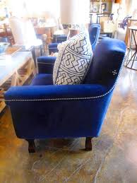 blue velvet accent chair. Red Velvet Accent Chair Blue Tufted Armchair Purple And Ottoman