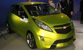 Chevrolet Spark Reviews - Chevrolet Spark Price, Photos, and Specs ...
