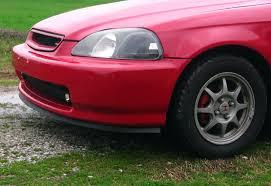 garage door seal lipDIY Lip for 9698 Civics  Dseriesorg