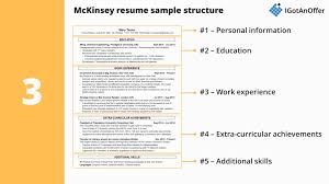 Resume Font New Consulting Resume Writing Tips And Template 60 IGotAnOffer