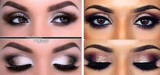 looks types eye makeup ideas 1 winters are back again with more excitement and fun we can always count on diffe styles