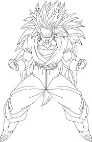 Small Picture Full Body Dbz Coloring PagesBodyPrintable Coloring Pages Free