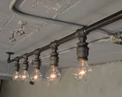 vintage track lighting. Industrial Track Lighting Throughout Steampunk Light Pendant Ceiling Vintage