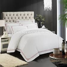able towel for hotel use 100 cotton hotel linen comforter set duvet cover set fabric refine textile