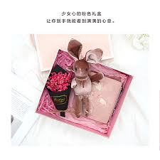 flamingo wallet gift box without lamp tanabata valentine s day to send a girlfriend romantic