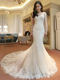 trumpet mermaid wedding dresses for sale online ericdress com