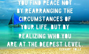 Finding Inner Peace Quotes Simple Inner Peace Quotes Mr Quotes