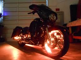 Where To Place Led Lights On Motorcycle Custom Fusion Led Accent Kit On This 2015 Cvo Street Glide