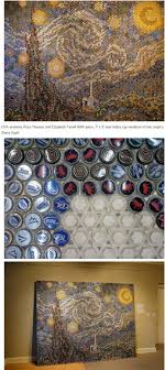 best images about starry night by vincent van gogh starry night bottle caps
