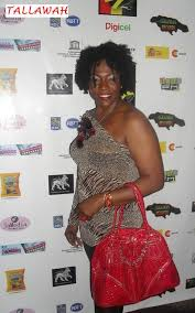 TALLAWAH Magazine: The Best of Jamaican Culture: WOMAN ON THE GO: It's hard  keeping up with livewire actress Audrey Reid
