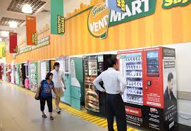 Vending Machine Outlet Fascinating TODAYonline On Sale At Singapore's Largest Vending Machine Cluster