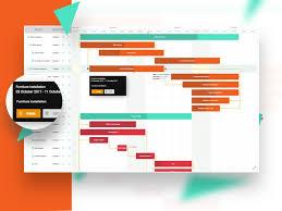 Bootstrap Gantt Chart Gantt Chart Bootstrap Freelancer