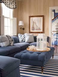 Living room furniture color ideas Couch Coastal Living Room Navy Blue Sofa Paint Color Ideas Interior Design Laurel Pinterest Navy Blue Coastal Design Pinterest Living Room Designs Living
