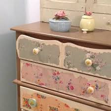 how to wallpaper furniture. shabby chic how to wallpaper furniture