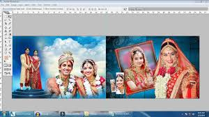 Free Album Design Software For Photoshop Wedding Album Design 12x36 By Free Main Sikho