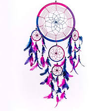 Photos Of Dream Catchers Interesting Amazon Caught Dreams Dream Catcher Handmade Traditional Royal