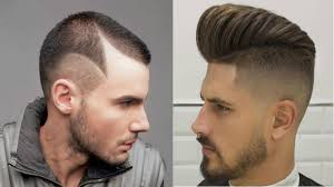 Men Haircuts Haircut With The Guy Male Styles Popular Short Black