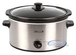 prolectrix sc qt slow cooker stainless steel 3 5 qt slow cooker stainless steel