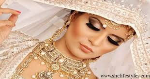 bridal makeup with glitter asian bridal makeup tutorial elegant wedding look video dailymotion pluspng indian stani