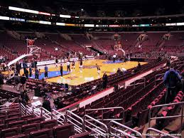 Wells Fargo Center Seat Views Section By Section