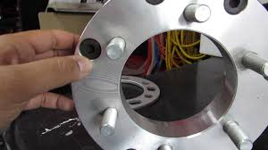 Wheel Adapters Change Your Bolt Pattern